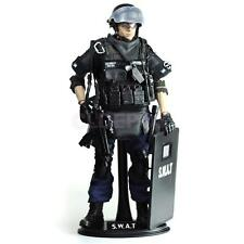 1/6 Scale SWAT Solider Assaulter Driver Police Action Figure w/ Accessories