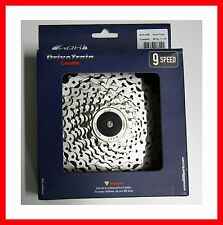 BBB CASSETTE 9 VITESSES 11-34 VELO ROUTE FOR SHIMANO BCS-09S NEW