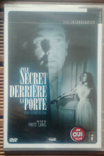 DVD Neuf S/Blister-Le Secret derrière la porte [Secret Beyond the door] F.Lang