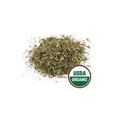 Organic Hyssop Herb, c/s (Hyssopus officinalis)