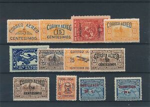 [35803] Panama Good lot airmail stamps Very Fine MH