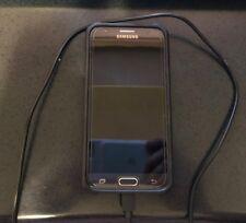 Samsung J3 Eclipse SM-J327V - 16GB - Black Verizon Smartphone W/Protective Case
