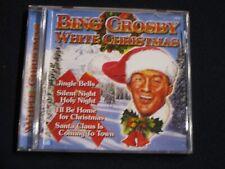 CD ALBUM WEIHNACHTEN BING CROSBY - WHITE  CHRISTMAS Jingle Bells Silent Night