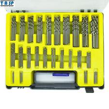 TASP 150PC HSS Micro PCB Twist Drill Bit Set Metal 0.4~3.2mm Precision with Case