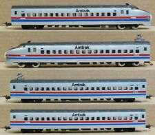Model Power Amtrak Bullet Train Ho-Scale Nos