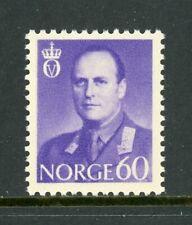 Norway Scott #412 MNH King Olav V 60o CV$8+