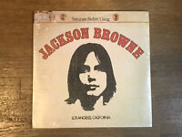 Jackson Browne LP in Shrink - Saturate Before Using - Asylum SD 5051