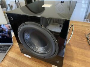 REL Acoustics ltd S/2 Subwoofer - for home cinema or a pair of Stereo speakers