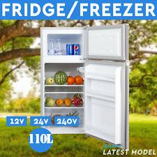 98L Portable Freezer Fridge 12V/24V/240V Camping Car Boating Caravan Bar Fridge