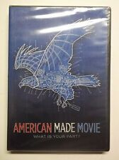 American Made Movie - What Is Your Part? DVD NEW Domestic Manufacturing Jobs