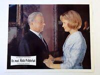 """Kino- Aushangfoto d. Films """"Dr. med. Hiob Prätorius"""" v 1965 - Pulver Signiert(56"""