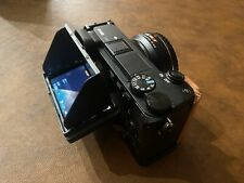 Sony Alpha A6300 + Smallrig Cage, Viltrox Speedbooster ~3000 actuations