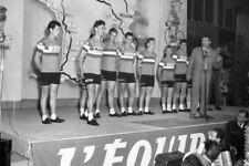Cyclisme, ciclismo, wielrennen, radsport, EQUIPE NEDERLAND TOUR DE FRANCE 1959