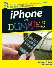 iPhone For Dummies (For Dummies (Computers))-ExLibrary