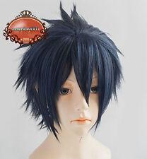 Final Fantasy XV FF15 Noctis Lucis Caelum Wig Short Cosplay Wig + Free Cap