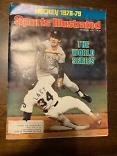 Sports Illustrated - The World Series - October 23, 1978 -(M14A)