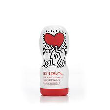 Sextoys Homme Masturbateur Deep Throat Cup Keith Haring Collection - TENGA