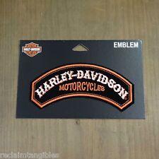 Harley Davidson Authentic Patch - Performance Power - Medium Emblem Badge