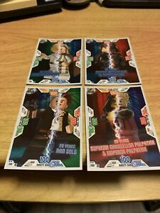 Lego Star Wars:  Series 2: Trading Cards