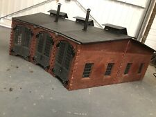 POLA 331750 Roundhouse Engine Shed For LGB Garden Railway +331752 Extension