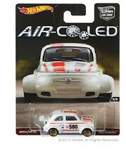 HOT WHEELS 1/64  CAR CULTURE AIR COOLED  60'S FIAT 500D new IN STOCK