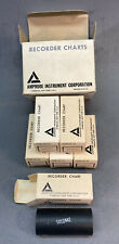 Amprobe Instrument 5012Aa2 Recorder Strip Charts Box Of 6 New Old Stock Vintage