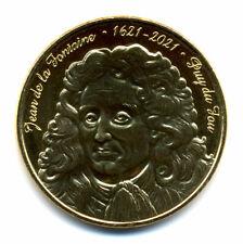 85 LE PUY DU FOU La Fontaine, 1621-2021, 2021, Monnaie de Paris