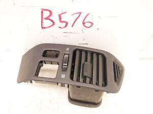 NEW OEM AC AIR CONDITION VENT MITSUBISHI MONTERO LH 03 04 BLACK MR402451