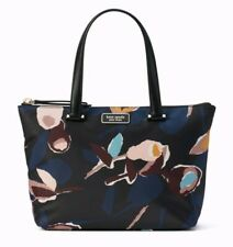 NWT! Kate Spade Dawn Place Insulated Mini Nylon Tote Bag Floral Pattern