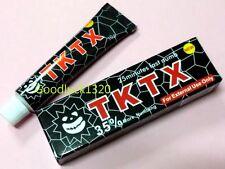 2016 Tattoo Black TKTX 35% More Numbing Anesthetic Fast Deep Numbs Cream 10g gel