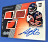 2018 PANINI ABSOLUTE ANTHONY MILLER ROOKIE AUTO PATCH JERSEY SIGNATURE RC #/99