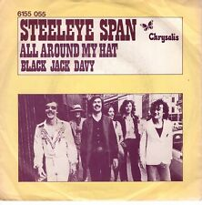 7inch STEELEYE SPAN all around my hat HOLLAND EX 1975  (S0752)