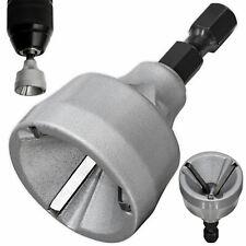 "Sealey 3-19mm External Deburring Chamfer Tool 1/4"" Hex Shank Thread Repair"