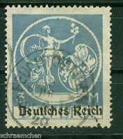 Deutsches Reich 134 IV , o ,