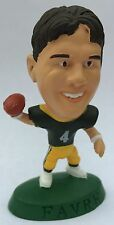 1996 NFL Brett Favre Geen Bay Packers Corinthian Headliners Loose Football Fig