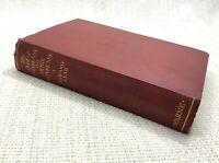 1938 Antico Copia The Book Of Nonsense Edward Lear Poetry Poems Illustrato