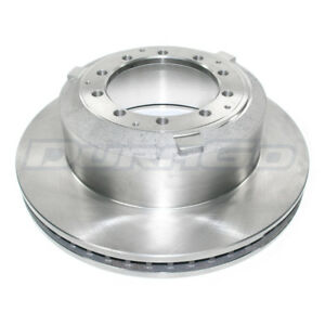 Disc Brake Rotor fits 2013-2018 Ram 4500,5500  AUTO EXTRA DRUMS-ROTORS/NEW SEQ