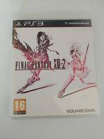 Playstation 3 PS3 - FINAL FANTASY 13 XIII-2 Complet Très Bon Etat
