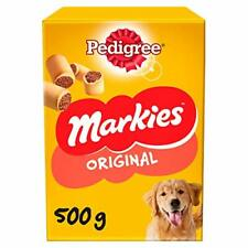 Pedigree Markies - Biscuits Dog Treats With Marrowbone, 12 x 500g