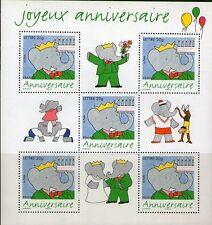 BLOC FEUILLET N° 100 NEUF XX  FRAICHEUR POSTALE - L'ELEPHANT BABAR