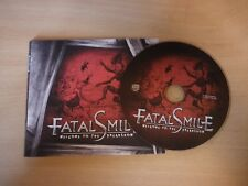 FATAL SMILE - Welcome to the Freakshow Ltd 4tr CDS WASP SISTER SIN WHITE TRASH