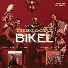 Songs of Russia Old & New/Songs of a Russian Gypsy byTheodore Bikel (CD)