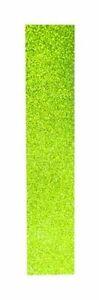 99,67€/m² RSG GLITTER KLEBEBAND Streifen 6x50cm REIFEN Keule NEONGELB Pastorelli