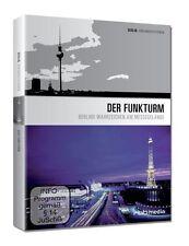 DVD *  DER FUNKTURM - BERLINS WAHRZEICHEN AM MESSEGELÄNDE  # NEU OVP -
