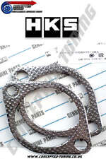 Non Turbo- Pair HKS Decat Gaskets-For R33 GTS Skyline RB20E