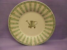 "Pfaltzgraff Naturewood Stoneware Replacement Salad Plate 8 1/4"" cream & green"