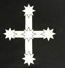 EUREKA FLAG T-SHIRT NAVY COTTON MACHINE WASHABLE FRONT PRINT