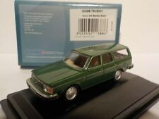 Volvo 245 - Green , Model Cars, Oxford Diecast 1/76