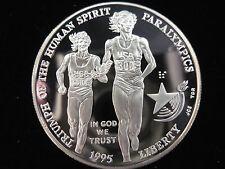 Olympia & Sport polierte Platte Münzen aus den USA
