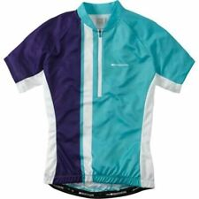 Madison Women's Tour Jersey Aqua/Purple size 12  BNWT